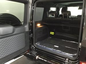 Mercedes-Benz G-Class G400d Stronger Than Time - Image 20