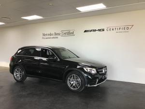 2016 Mercedes-Benz GLC GLC220d 4Matic
