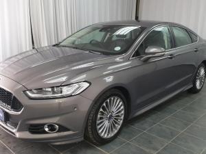 Ford Fusion 2.0TDCi Titanium - Image 3