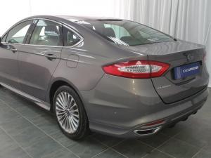 Ford Fusion 2.0TDCi Titanium - Image 4