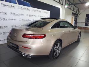Mercedes-Benz E-Class E200 coupe - Image 4