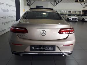 Mercedes-Benz E-Class E200 coupe - Image 5