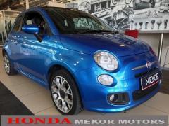 Fiat Cape Town 500 500S Cabriolet 1.4