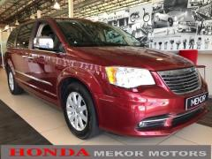 Chrysler Cape Town Grand Voyager 2.8CRD Limited