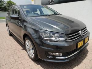 2020 Volkswagen Polo sedan 1.4 Comfortline
