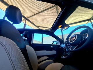 Fiat 500 900T Twinair Star \ Rockstar Cabriolet