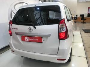 Toyota Avanza 1.3 S panel van - Image 8
