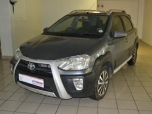 Toyota Etios Cross 1.5 Xs 5-Door - Image 1