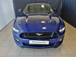 Ford Mustang 5.0 GT fastback auto - Image 1
