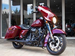 Harley Davidson Street Glide Special 114 - Image 3
