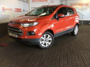 Ford Ecosport 1.5TDCi Trend - Image 1