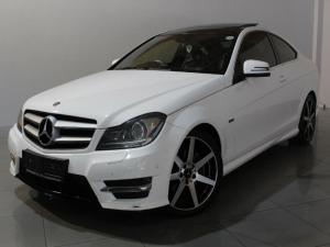 Mercedes-Benz C250 CDi BE Coupe automatic - Image 1