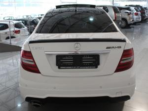 Mercedes-Benz C250 CDi BE Coupe automatic - Image 6