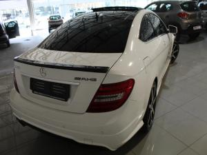 Mercedes-Benz C250 CDi BE Coupe automatic - Image 7