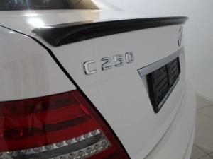 Mercedes-Benz C250 CDi BE Coupe automatic - Image 9