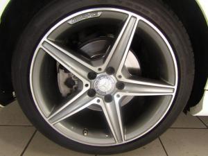 Mercedes-Benz C250 Bluetec AMG Line automatic - Image 11