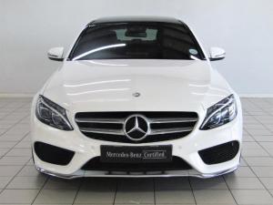 Mercedes-Benz C250 Bluetec AMG Line automatic - Image 2