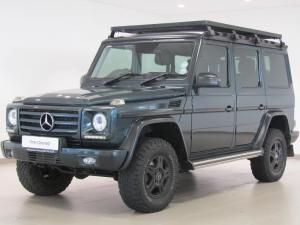 Mercedes-Benz G350 Bluetec - Image 1