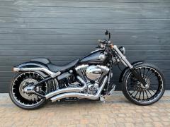 Harley Davidson Cape Town Softail Breakout