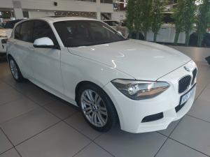 BMW 1 Series 118i 5-door M Sport auto - Image 1