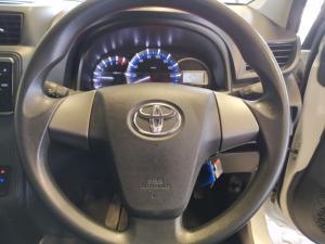 Toyota Avanza 1.3 S panel van - Image 11