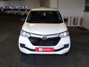Toyota Avanza 1.3 S panel van - Image 2
