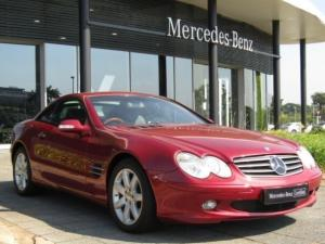 Mercedes-Benz SL 500 Roadster - Image 1