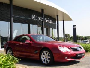 Mercedes-Benz SL 500 Roadster - Image 2