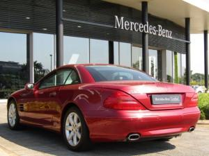 Mercedes-Benz SL 500 Roadster - Image 5