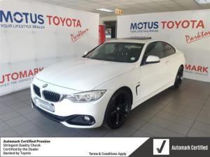 BMW 4 Series 420i coupe Sport auto - Image 1