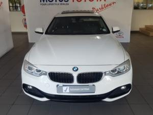 BMW 4 Series 420i coupe Sport auto - Image 2