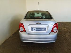 Chevrolet Sonic sedan 1.6 LS - Image 3