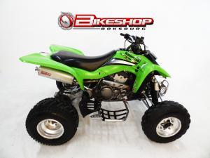 Kawasaki KFX 450 R - Image 1