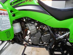 Kawasaki KFX 450 R - Image 3