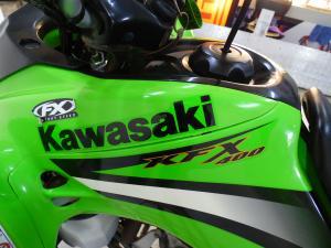 Kawasaki KFX 450 R - Image 4