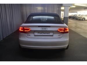 Audi A3 cabriolet 1.8T Ambition auto - Image 4