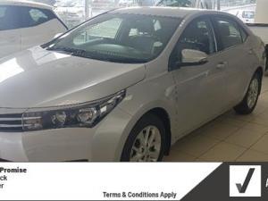 Toyota Corolla 1.8 Exclusive - Image 1