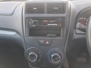 Toyota Avanza 1.5 SX automatic - Image 15