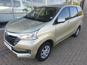 Toyota Avanza 1.5 SX automatic - Image 1