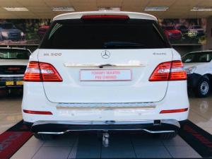 Mercedes-Benz ML 500 BE - Image 20