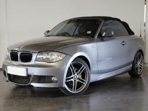 BMW 1 Series 120i convertible Exclusive - Image 2