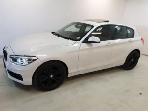 BMW 1 Series 118i 5-door auto - Image 3