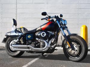 Harley Davidson Dyna FAT BOB - Image 1
