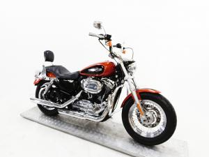 Harley Davidson Sportster 1200 Custom - Image 2