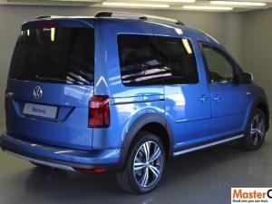 Volkswagen CADDY4 Alltrack 2.0 TDi DSG - Image 3