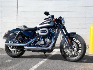 Harley Davidson Sportster XL1200 CX Roadster - Image 1