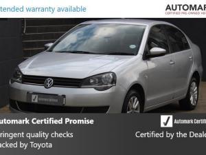 Volkswagen Polo Vivo sedan 1.4 Trendline auto - Image 1