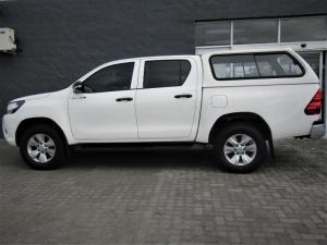 Toyota Hilux 2.4 GD-6 SRX 4X4D/C - Image 4