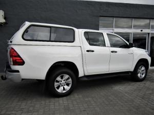 Toyota Hilux 2.4 GD-6 SRX 4X4D/C - Image 6
