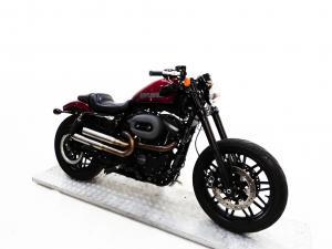 Harley Davidson Sportster XL1200 CX Roadster - Image 2